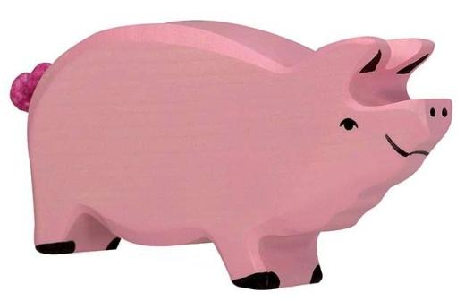 Schwein (Eber)
