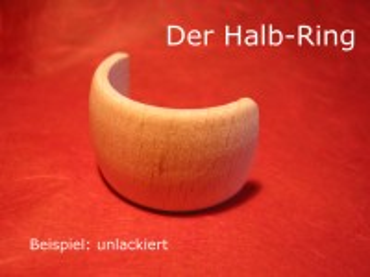 Halb-Ring Solid