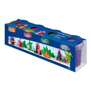 Noris Club 8134  - Modellierknete / Spielknete : Sonderfarben