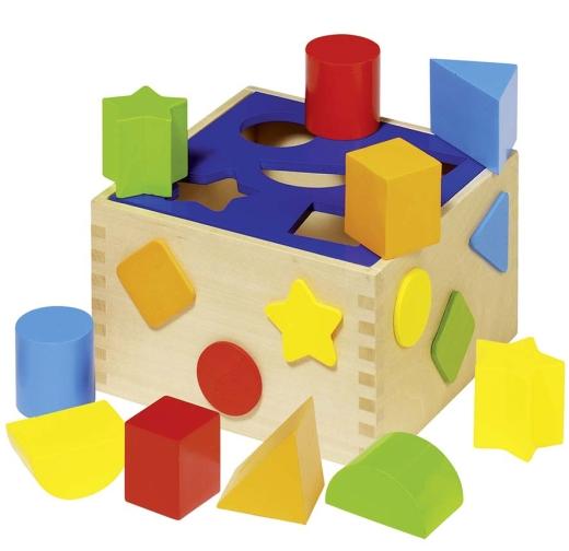 Sortier-Kasten / Sort-Box 10-teilig