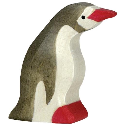 Kleiner Pinguin  - Kopf nach vorne
