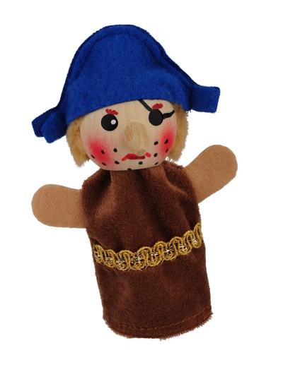 Fingerpuppe Pirat (KERSA Fipu)