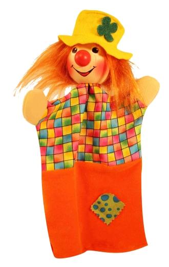Clown-Mädchen oder die Clown-Dame (Kersa Beni-Serie)