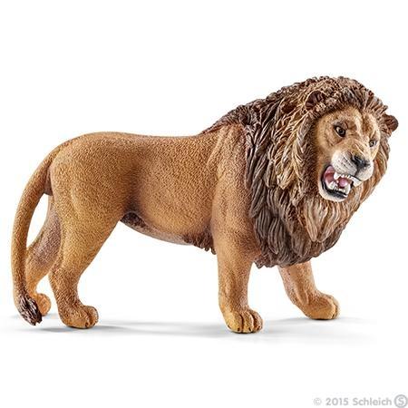 Löwe, brüllend (Schleich)