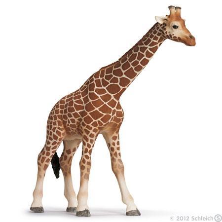 Giraffenkuh (Schleich) - A
