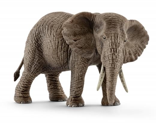 Elefant - Afrikanische Elefantenkuh (Schleich)