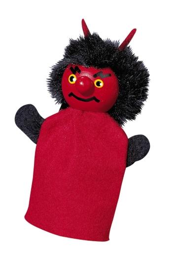 Fingerpuppe Teufel (KERSA Fipu)