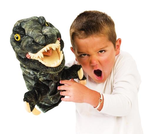 T-Rex, Tyrannosaurus (Theaterpuppe / Bühnenpuppe) (FOLKMANIS)