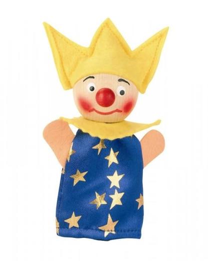 Fingerpuppe Der kleine König (KERSA Fipu)