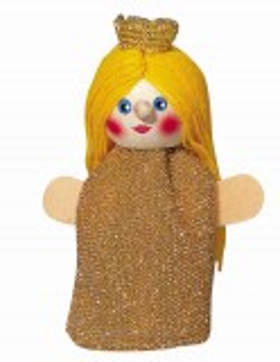 Fingerpuppe Prinzessin (KERSA Fipu)