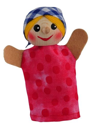 Fingerpuppe Gretel (KERSA Fipu)