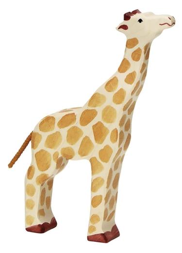 Große Giraffe - Kopf hoch (HOLZTIGER)