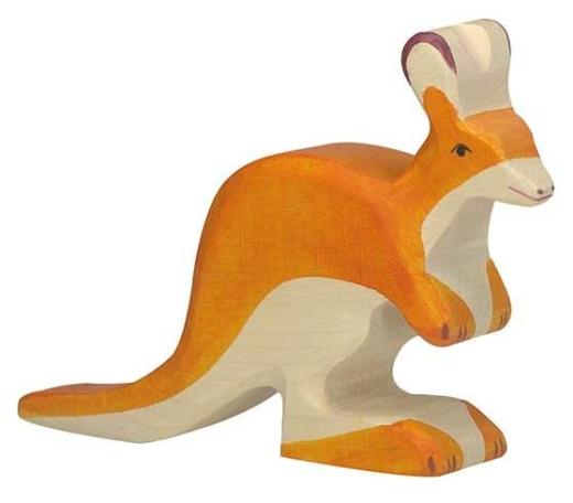 Kleines Känguruh (HOLZTIGER)