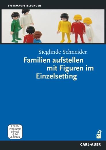 DVD Familien aufstellen mit Figuren im Einzelsetting