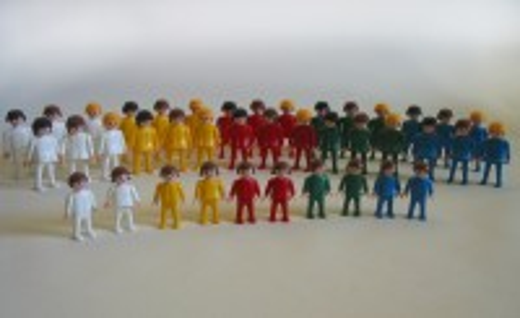 Familienaufstellung / Systemaufstellung Playmobil-Set PLUS DVD Familien aufstellen ...)