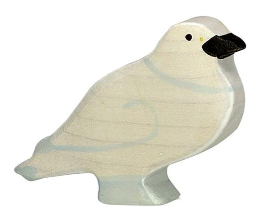 Weiße Taube (HOLZTIGER)