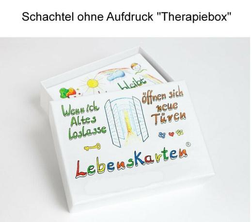 Lebenskarten  1 - Das Original - Therapiebox
