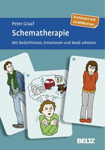 Kartenset: Schematherapie. Peter Graaf