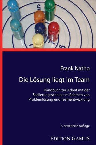Buch: Die Lösung liegt im Team. Frank Natho