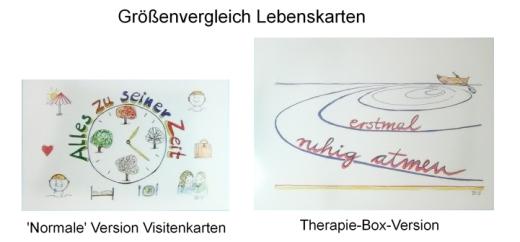 Doppelset Lebenskarten 1 und 2 - Therapiebox