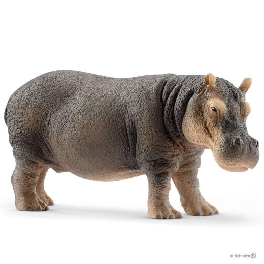 Nilpferd, Flusspferd (Schleich)