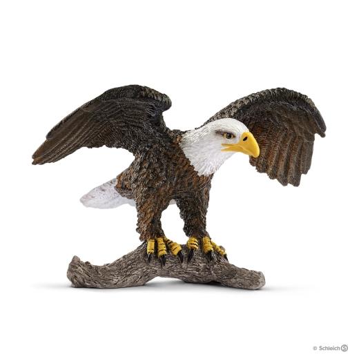 Adler - Weißkopfseeadler (Schleich)