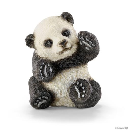 Bär - Panda Junges, spielend (Schleich)