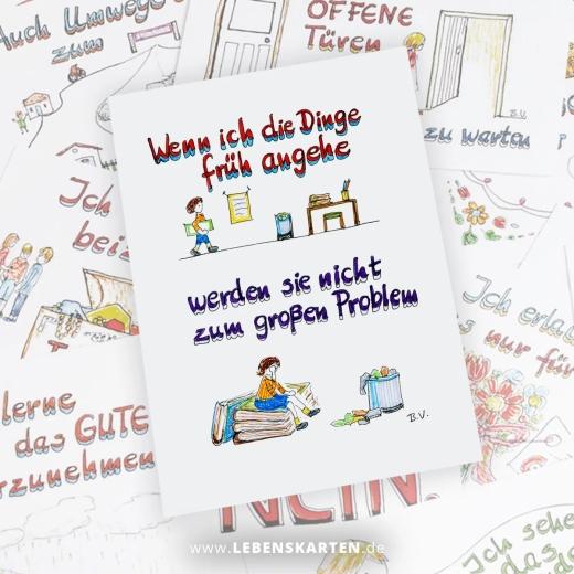 Lebenskarten 3 - Mitten im Leben