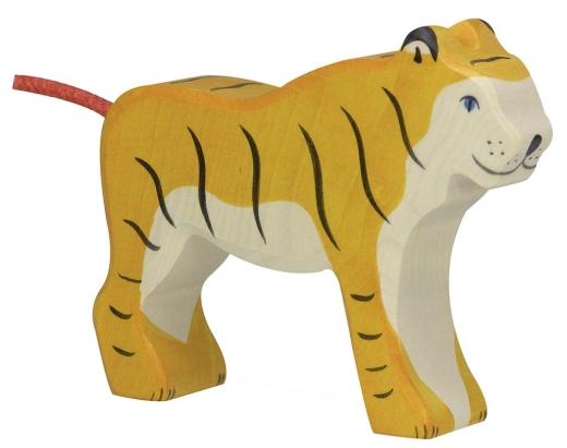 Tiger, stehend