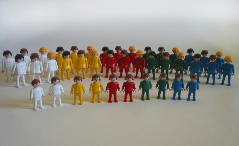 Familienaufstellung / Systemaufstellung Playmobil-Set PLUS DVD