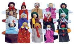 15 Hohenloher Puppen (Eco - Serie)